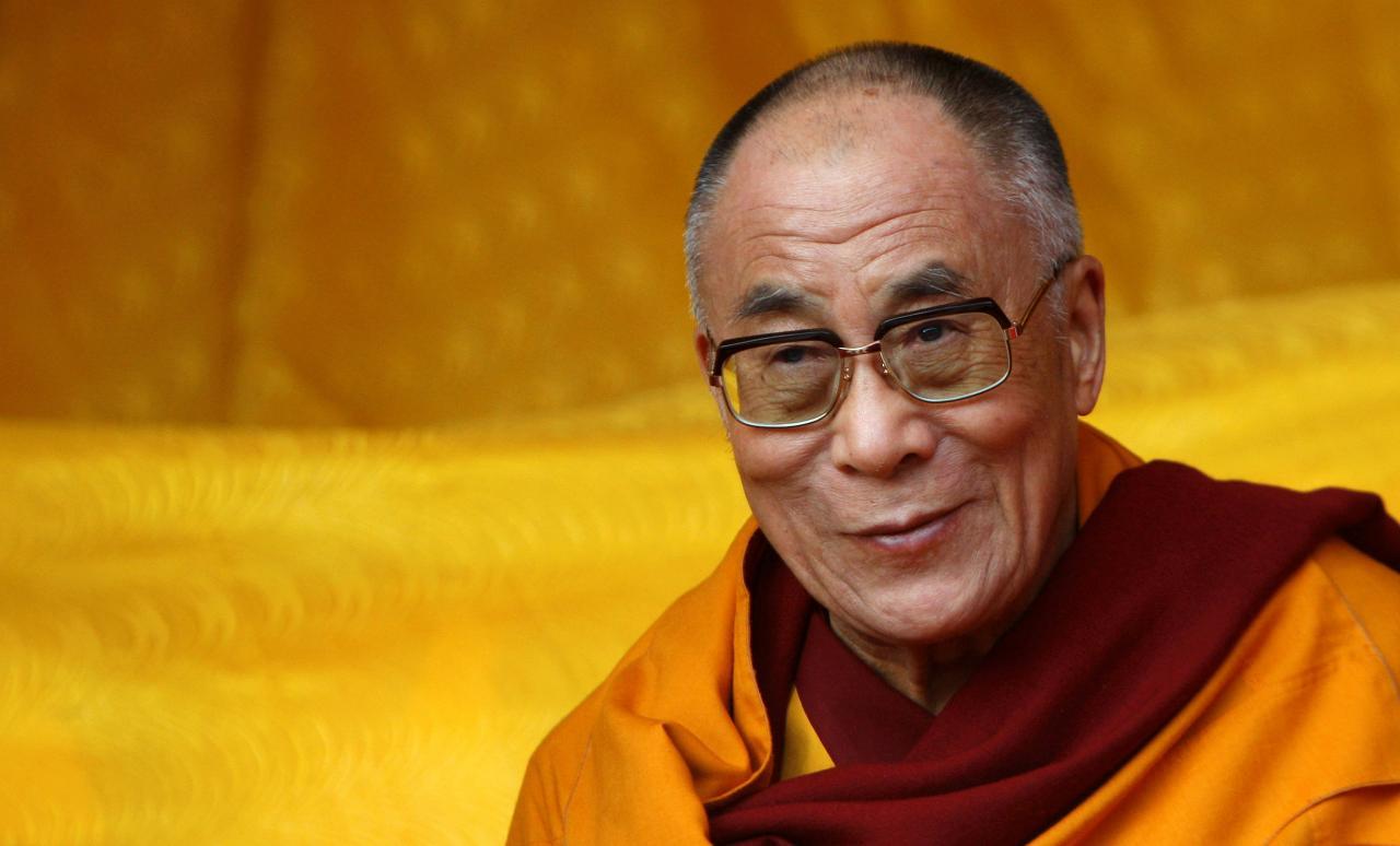 SS Dalai Lama, Tenzin Gyatso
