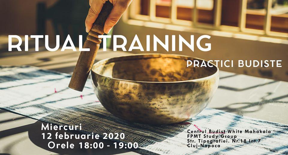 Ritual Training cu Marius