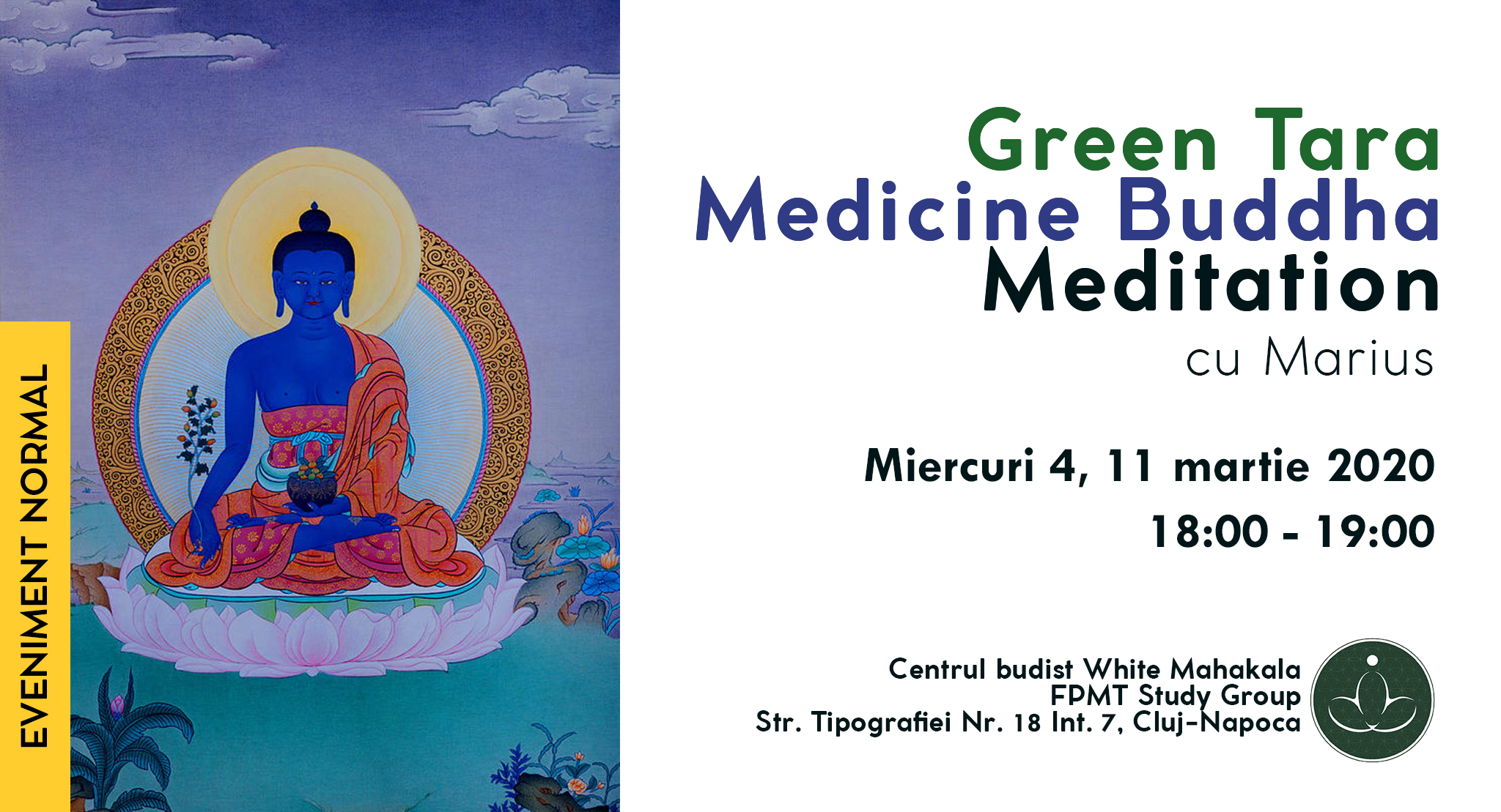 Medicine Buddha Puja