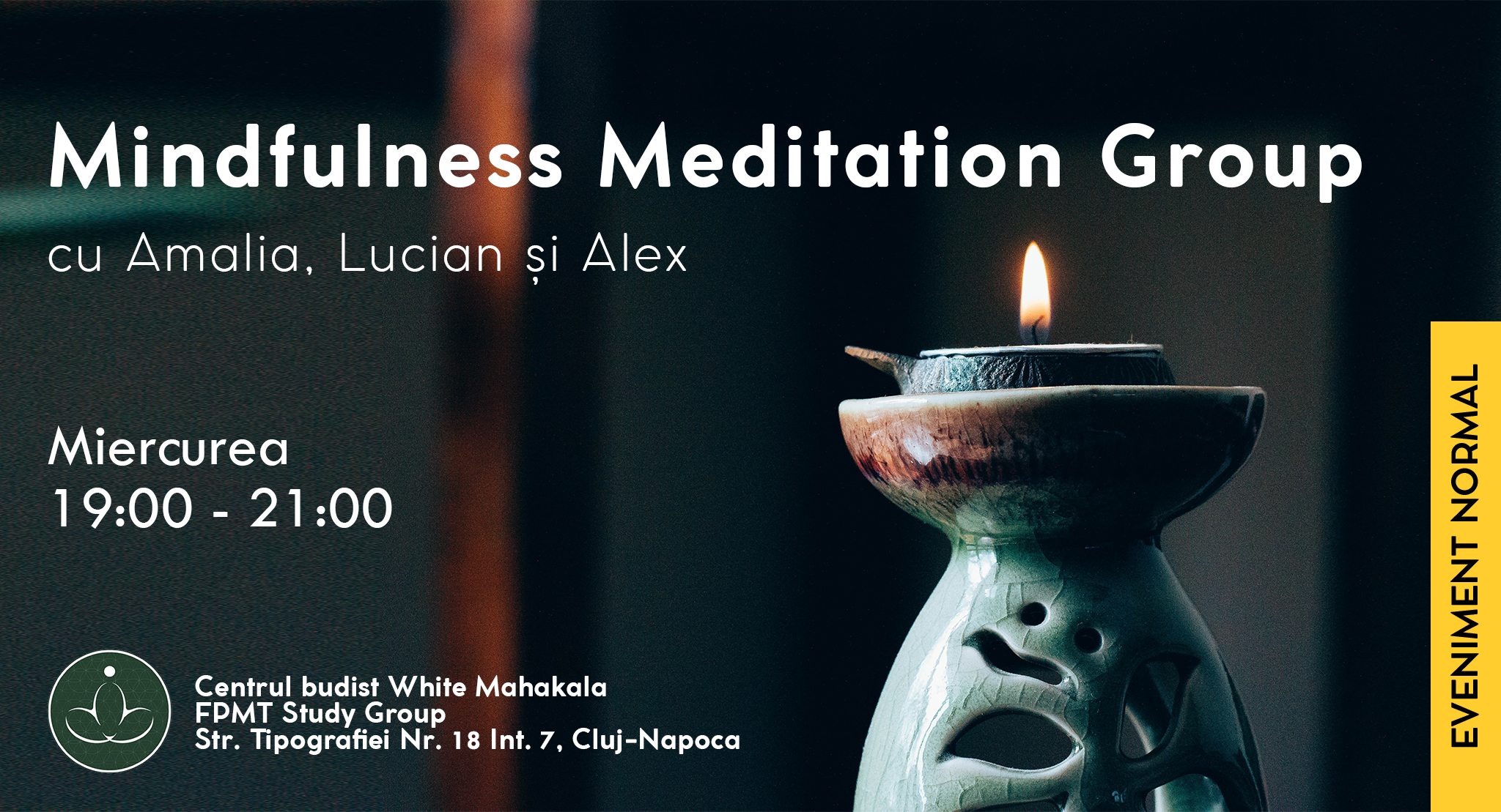 Mindfulness Meditation Group