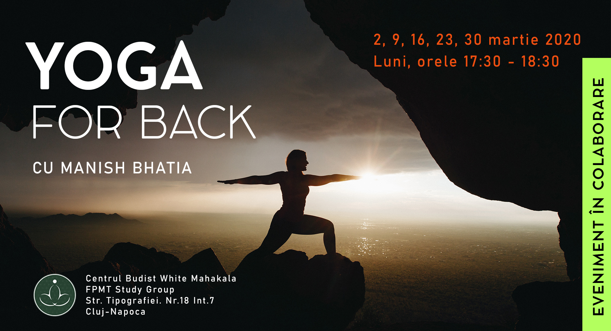 Yoga for Back with Manish