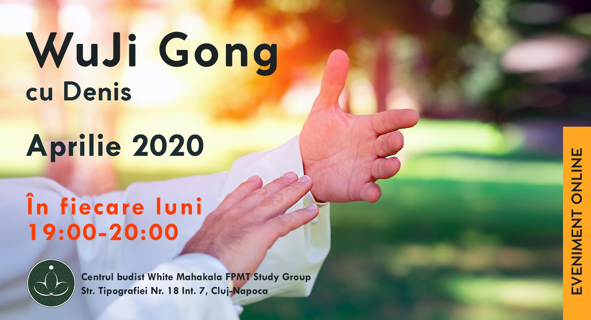 Online Wuji Gong cu Ana Maria