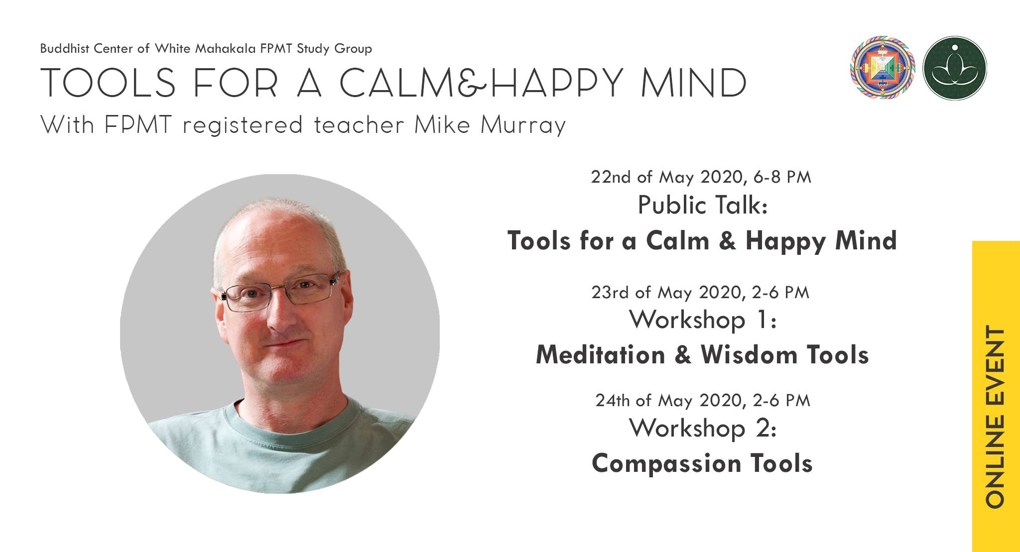 Tools for a Calm and Happy Mind