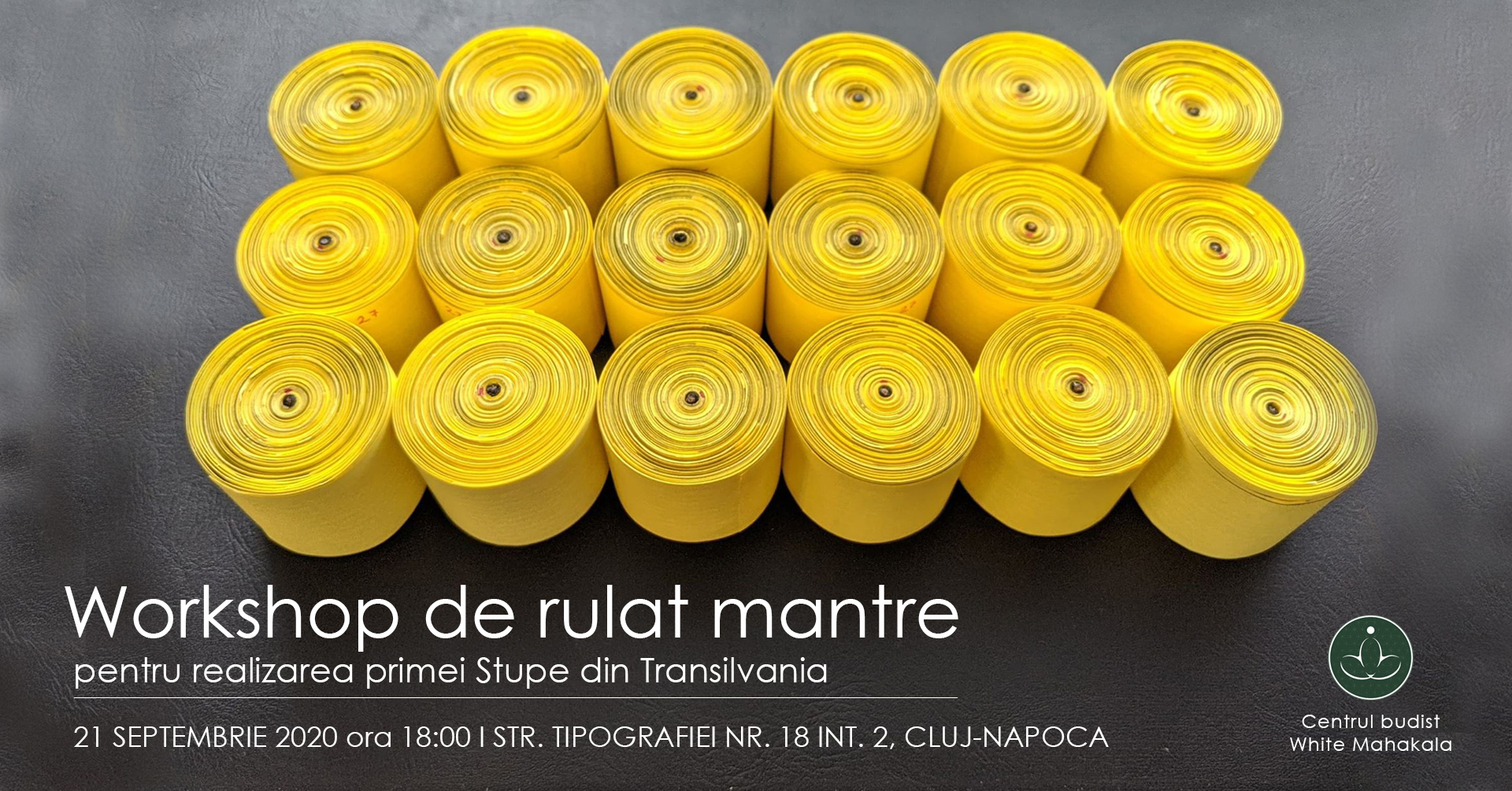 Workshop de rulat Mantre