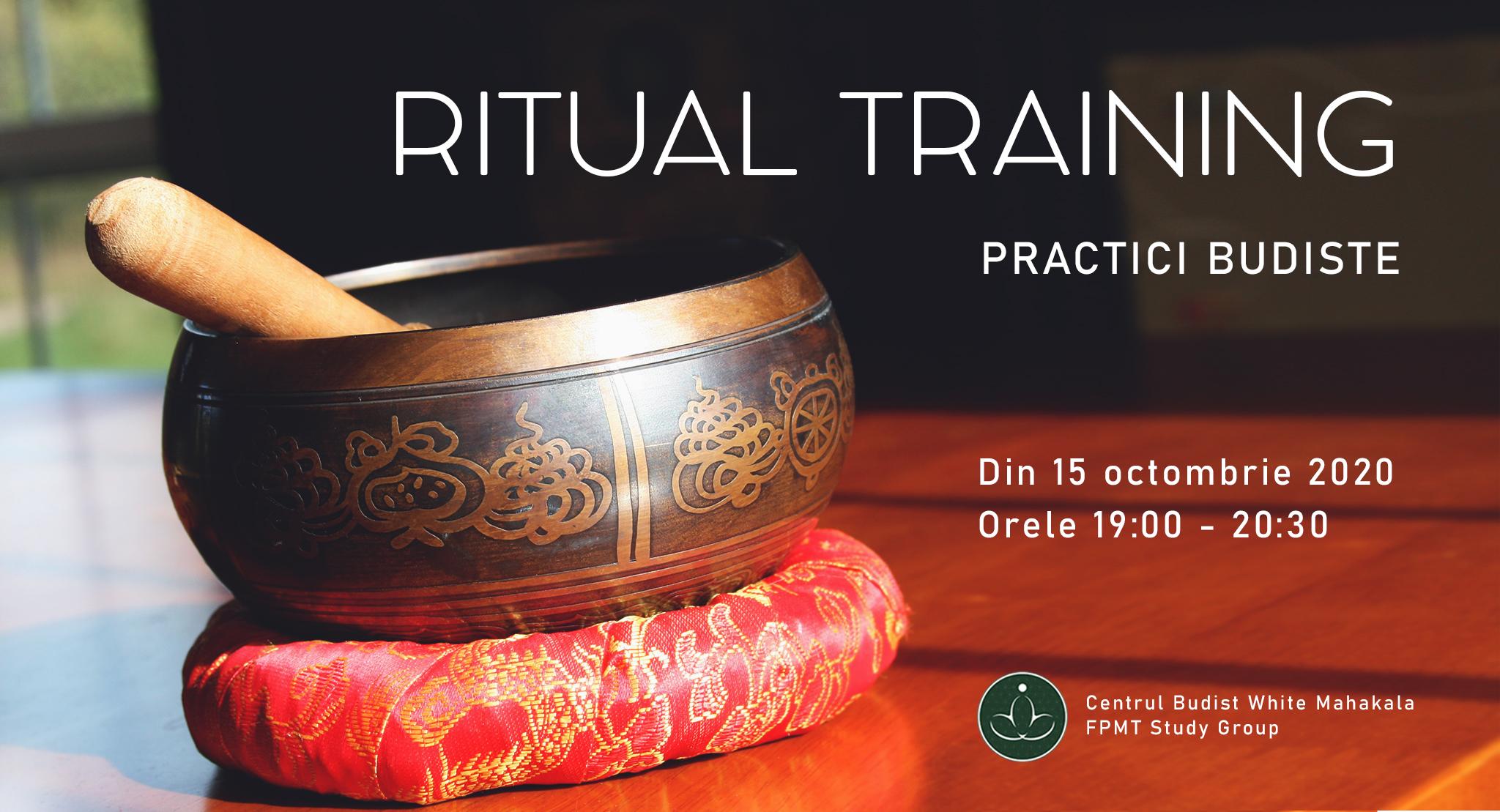 Practici si ritualuri budiste