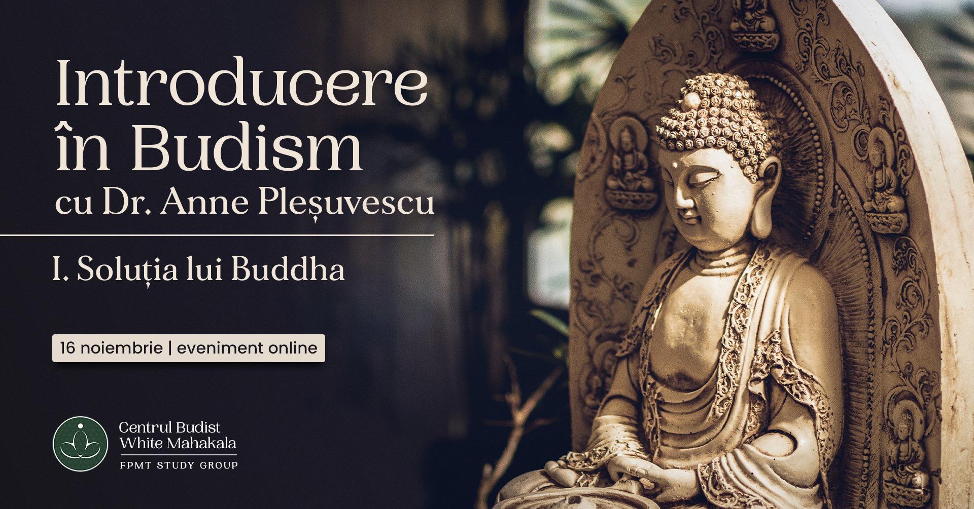 Curs introductiv despre budism