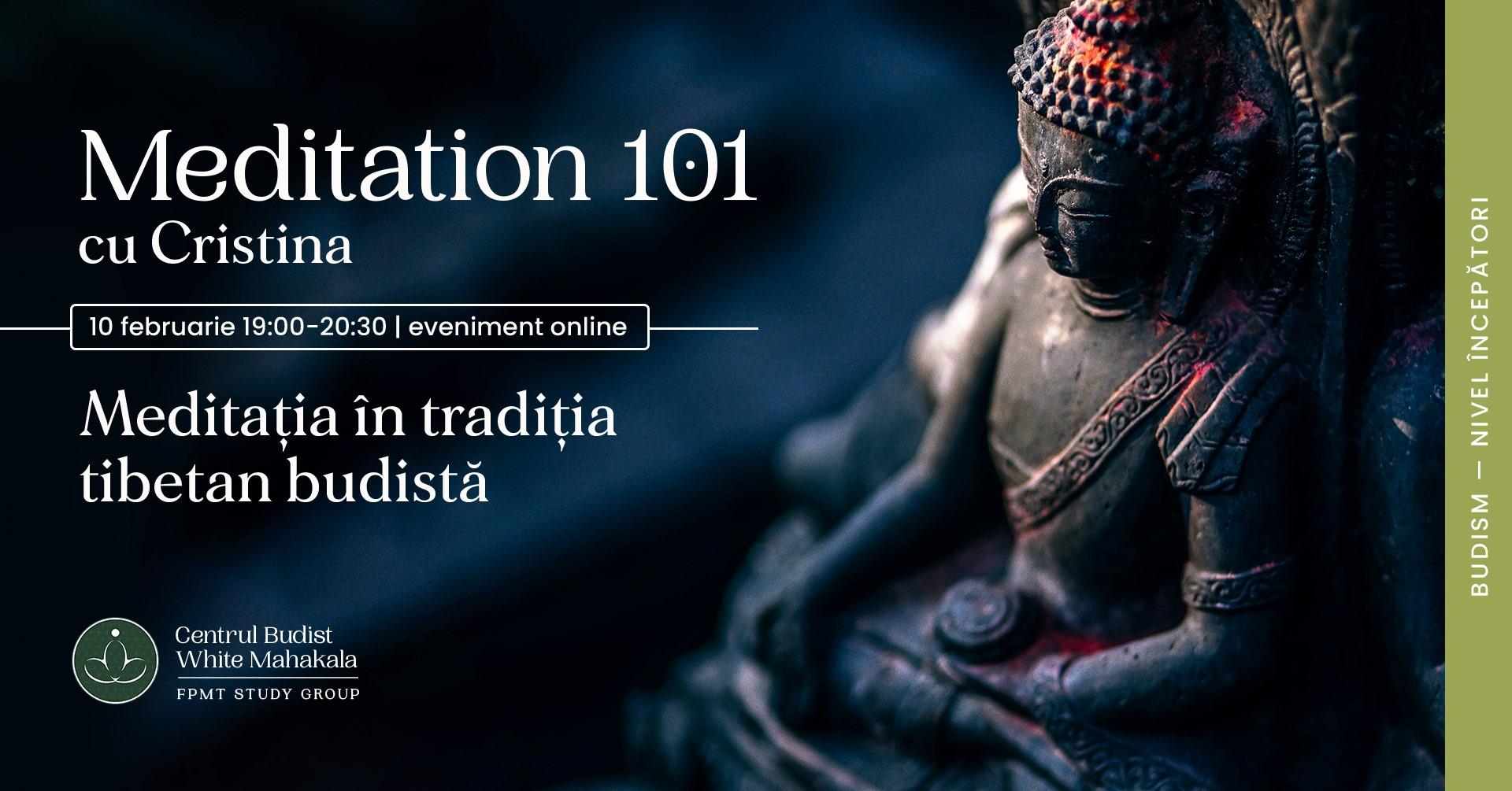 MEDITATION 101- seria 2