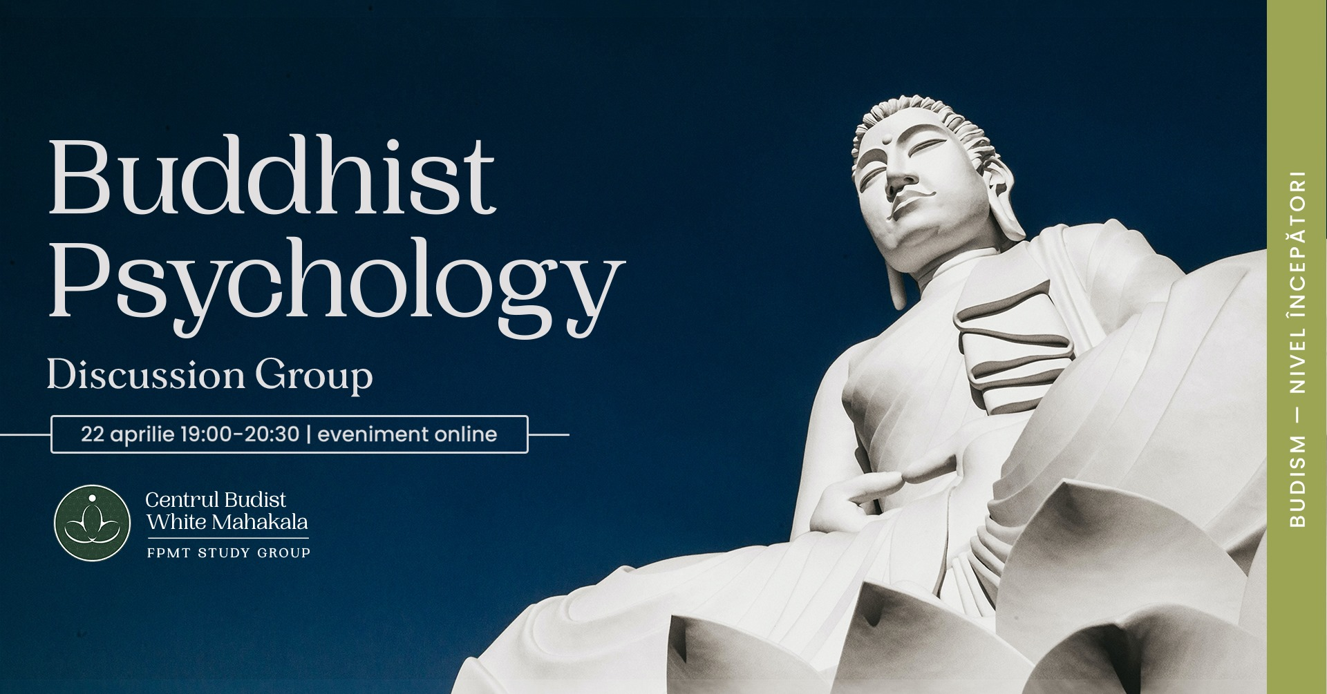 Buddhist Psychology. Discussion Group: Causes of Suffering