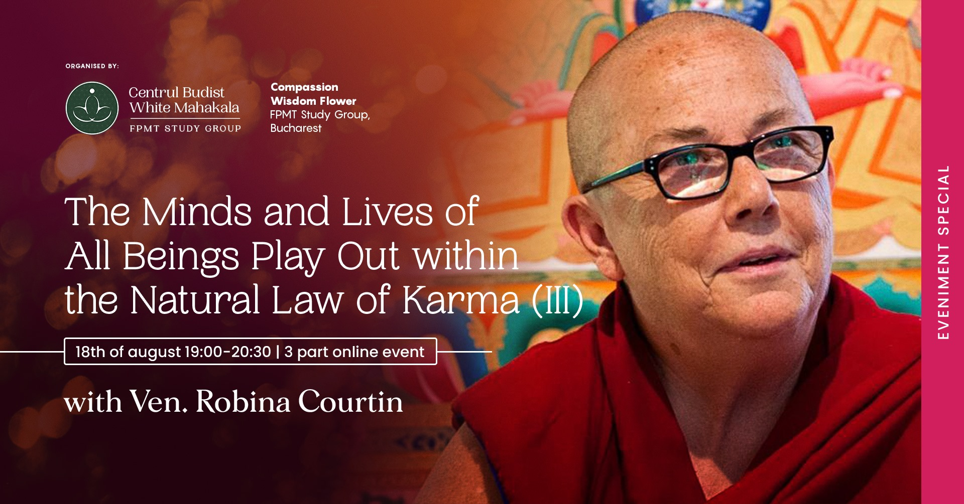 The Minds and Lives of All Beings Play Out within the Natural Law of Karma(III)