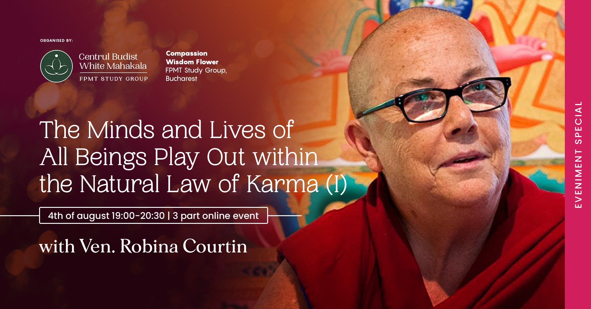 The Minds and Lives of All Beings Play Out within the Natural Law of Karma(I)
