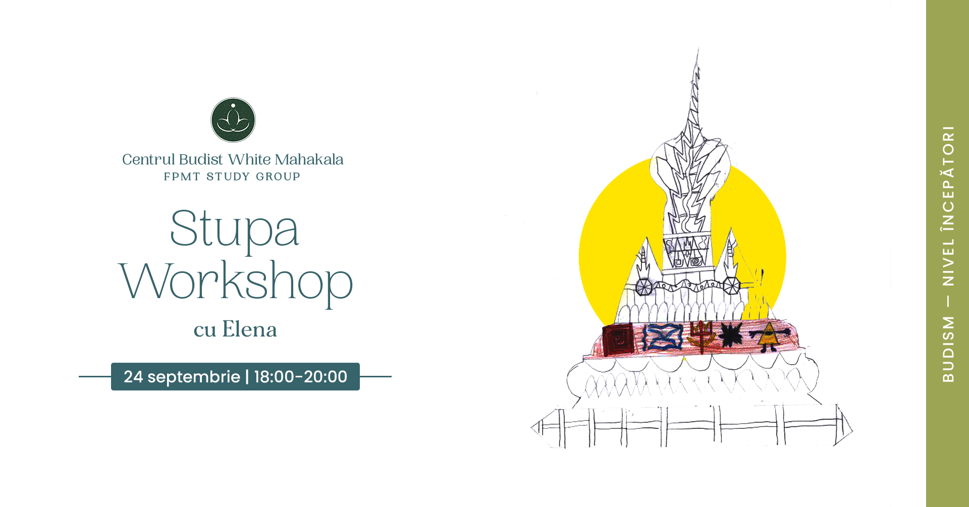Stupa workshop
